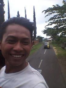 Smile diatas Jeep