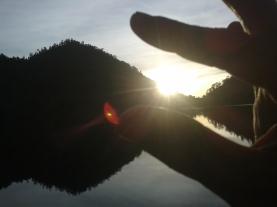 Setangkai Cahaya Matahari
